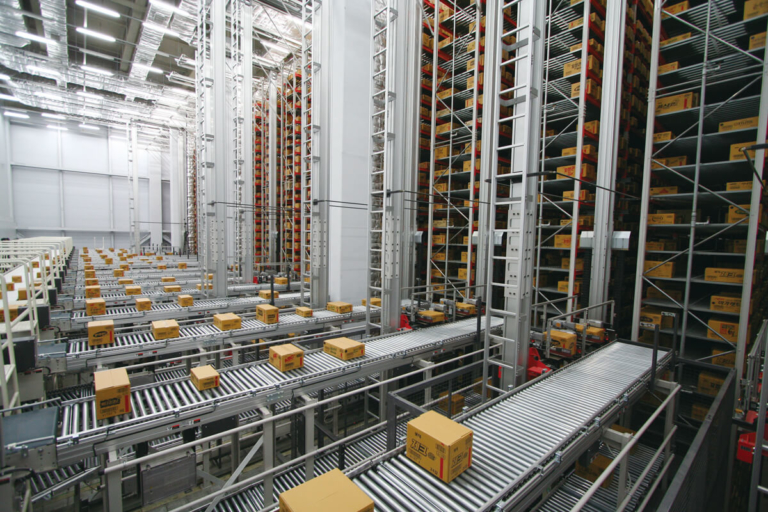The future of warehouse automation